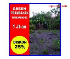 Kapling SHM Pusat Wisata Jogja, POTONGAN 25%
