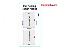 Taman Alenka, Hunian Asri Dekat Bandara Baru, DISKON 25