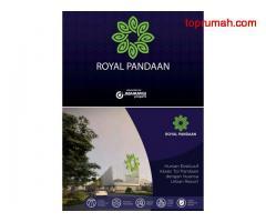 Royal Pandaan by Jasa Marga Rumah mewah 2 lantai mulai 500 jt