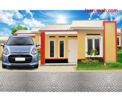 Dijual Rumah Program rumah BERSUBSIDI Griya Setia Bangsa Cluster dan Waterboom