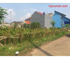 Dijual Tanah Kavling SHM Bintaro dekat Graha raya lokasi dekat cluster 3,8jt Nego