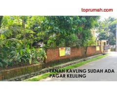 Dijual Tanah Kavling Siap Bangun Luas 120 m2 Lokasi di Citra Raya Tangerang