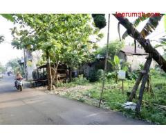 dIJUAL Tanah SHM 140 M Buaran SERPONG BSD