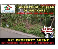 Dijual Tanah siap bangun dijagakarsa Jakarta Selatan (R21/0422)