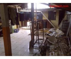 Tanah Dijual Bangunan Tua Hitung Tanah H Garie Bintaro