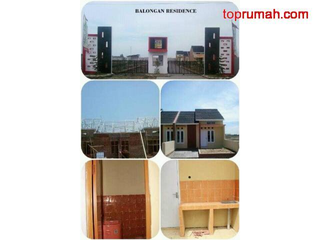 Perumahan Balongan Residence Indramayu
