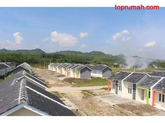 Rumah murah subsidi berkualitas