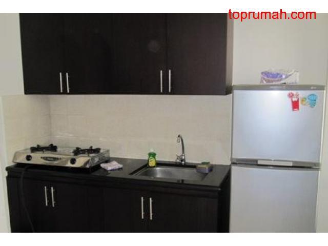 Disewakan Apartemen Sudirman Park 1 KT Full-Furn. Jakarta Pusat