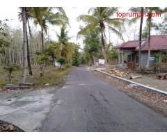 Kapling Murah Kulonprogo, Tersedia 63 Lokasi Pilihan: