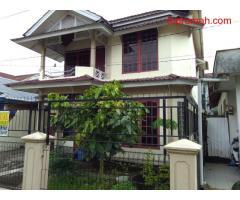 Rumah Dijual 2 Lantai Siap Huni,Jalan Purnama 1,Purnama Jaya, Kota Pontianak
