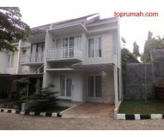 Rumah rumah eksklusif hanya di Padi 3 Residence