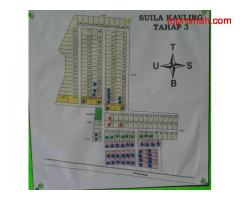 Investasi Murah Tanah Kavling Suila di Sukatani