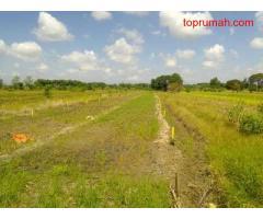 Tanah kavling investasi