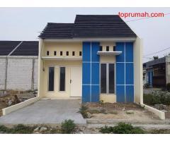 Rumah cluster tembok double dinding akses dekat ke bandara soeta