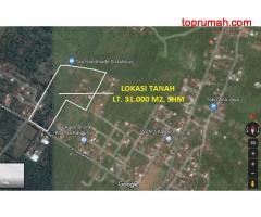 Unit BWI A.131 - Tanah + Bangunan Strategis Dekat PT. INKA & Mulut Tol Probowangi - Banyuwangi