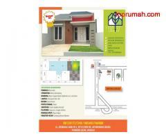 Rumah Strategis Siap Huni di Jatibening, Bekasi Cuma 600 Juta-an!
