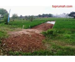 Jual Tanah Kavling Dekat Jalan Tol