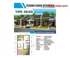"Rumah baru di kota Bsd/tnggerang selatan free surat"" dan pajak"