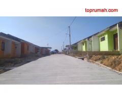 Rumah Murah Subsidi FULL FINISHING di tepi Jalan Soekarno Hatta - Balikpapan