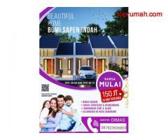 Rumah Nyaman dan Asri di Semarang