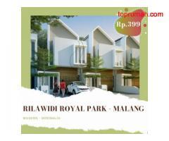 Rumah Villa Rilawidi Royal Park Batu-Malang