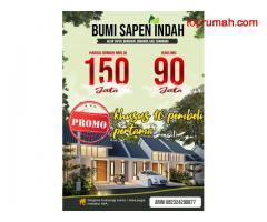 Rumah 150juta Harga Promo Non Subsidi