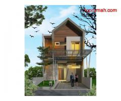 2 unit terakhir rumah 2 lantai remboelan residence serpong