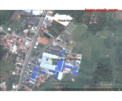 Tanah 6100 M2 Kota Serang