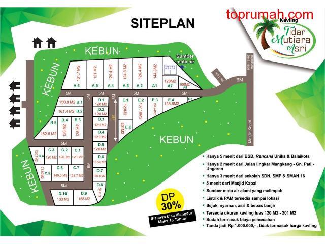 Tanah Kavling Murah di Podorejo Ngaliyan Semarang
