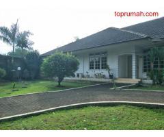 Rumah beserta Tanah yang luas di lokasi strategis di Cinere Depok