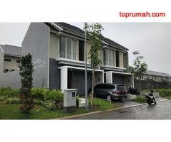 RUMAH Disewakan North West Park Citraland Surabaya