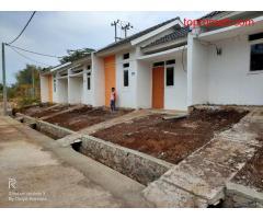 dijual rumah baru kondisi sangat bagus di bumi padma