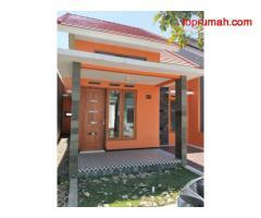 Rumah Baru Siap Huni Lokasi Dekat Kampus Di Arumba Malang Kota