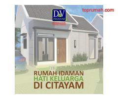 Perumahan Syariah di Bogor 5KM ke stasiun Citayam