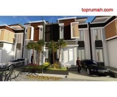 Hunian Villa Ekslusif Desain Modern Sidomulyo View Kota Batu