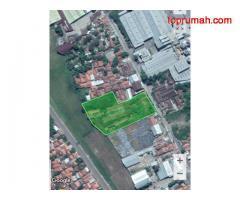 Di Jual Gudang Hitung tanah Di Kota Cirebon