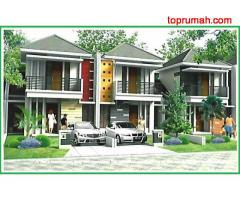 Rumah Cluster 2 Lantai Lubang Buaya Jakarta Timur