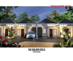 Promo Akhir Tahun Hunian nyaman the Golden Cielo Tembalang